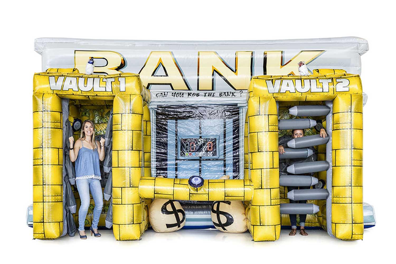 IPS Ninja The Bank