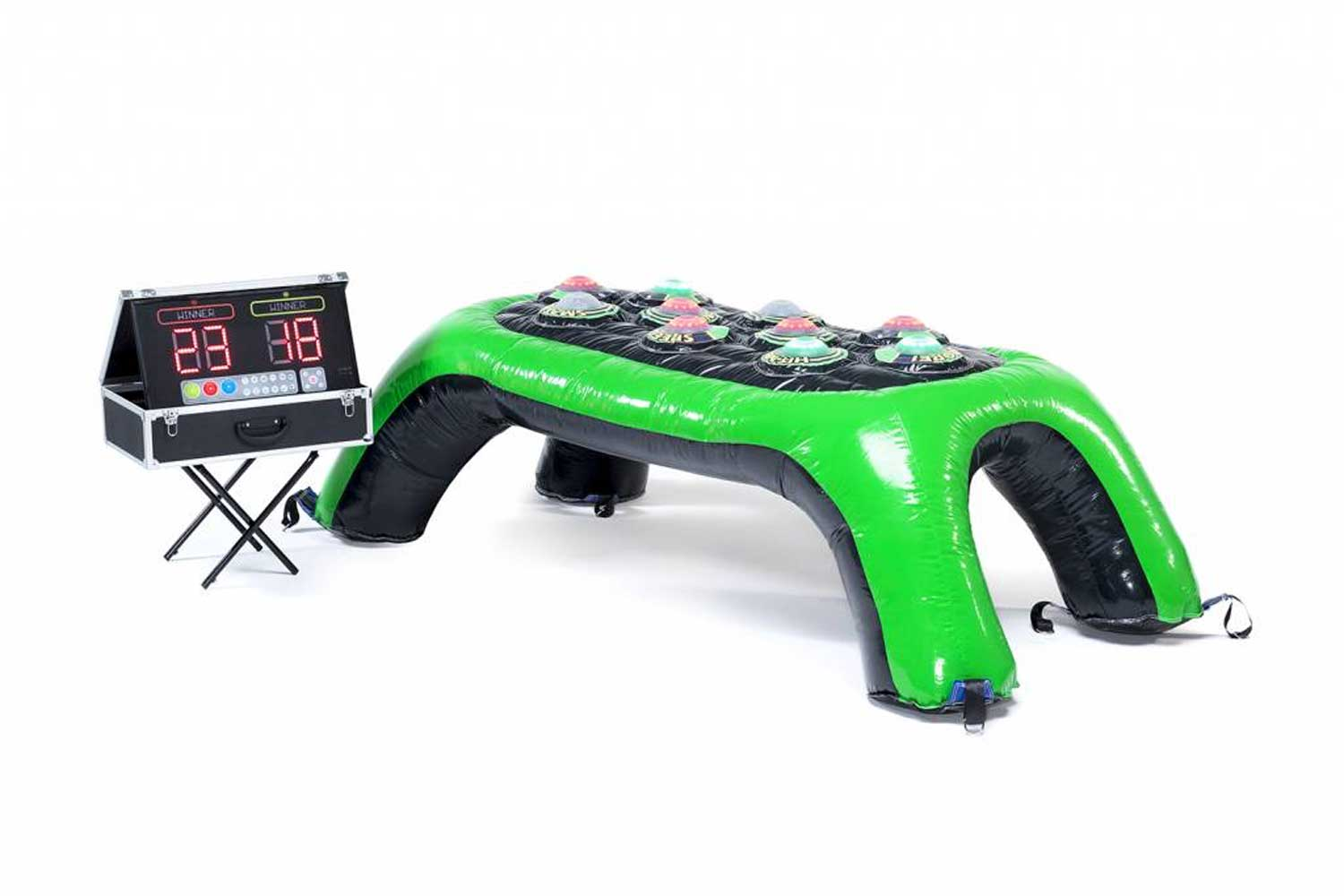 Interactive table Green/Black
